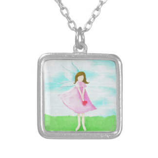 Fary Silver Plated Necklace