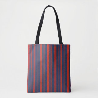 Fascination Stripes Tote Bag