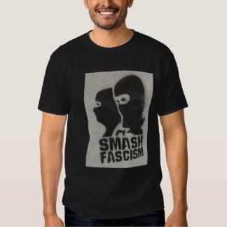 Fascisme de fracas tee-shirt