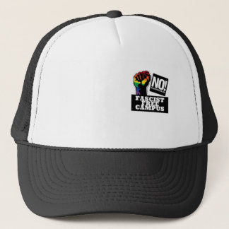 Fascist Free Campus Hat