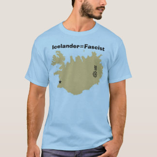 Fascist Iceland T-Shirt
