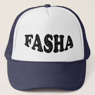 Fasha - Fathers Day Trucker Hat