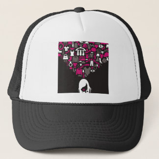 Fashion2 Trucker Hat