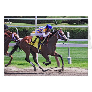 Fashion Alert wins the Schuylerville Cards