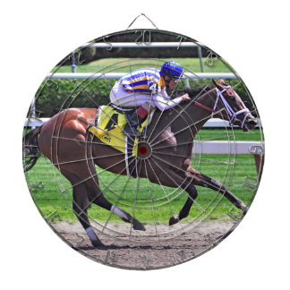 Fashion Alert wins the Schuylerville Dartboard With Darts