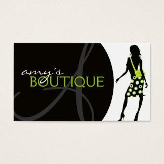 Fashion Business Card