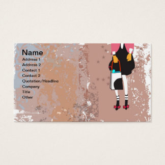 Fashion Bussines Card