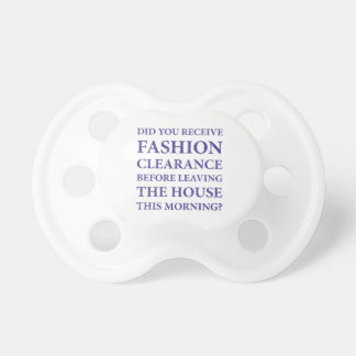 Fashion Clearance blue Baby Pacifiers