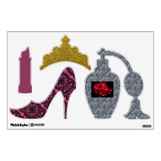 Fashion Collection Wall Decal