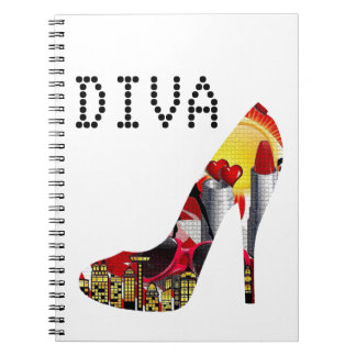 Fashion Crazy Notebooks