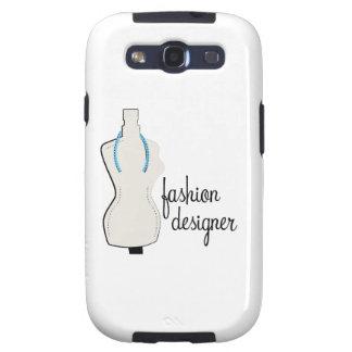 Fashion Designer Samsung Galaxy SIII Cover