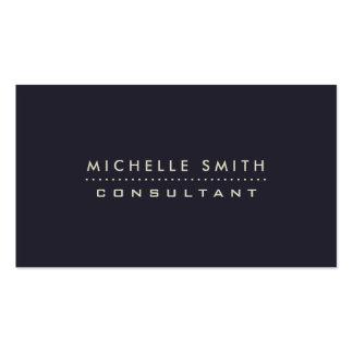 Fashion Designer Elegant Professional Modern Blue Pack Of Standard Business Cards