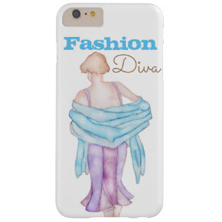 Fashion Diva iPhone 6/6s Plus case cover