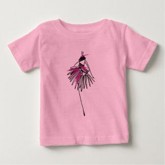 Fashion girl baby T-Shirt