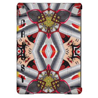 Fashion Girl Collage Cover For iPad Air