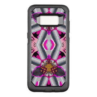 Fashion Girl Kaleidoscope OtterBox Commuter Samsung Galaxy S8 Case