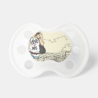 fashion-girl-vector pacifiers