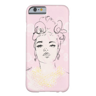 Fashion Illustration Phone Case