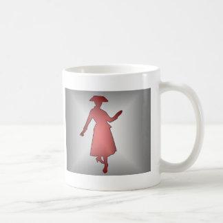 Fashion Lady 1 Classic White Coffee Mug