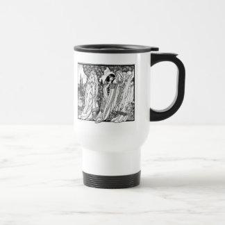 Fashion Middle Ages Travel Mug