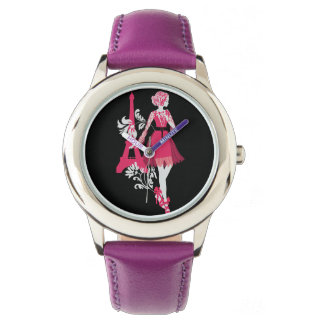 Fashion modern stylish trendy illustration watch