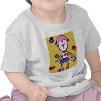 Fashion Monkey.jpg T Shirts