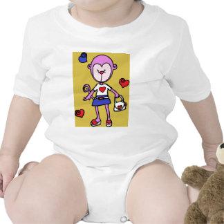 Fashion Monkey.jpg Tshirts
