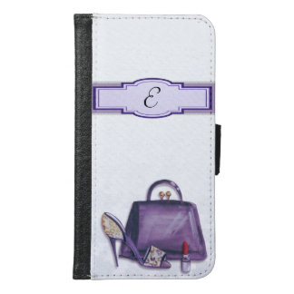 Fashion Samsung Galaxy S6 Wallet Case