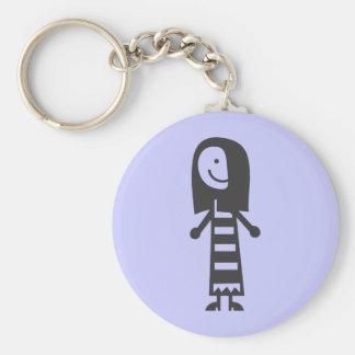 Fashion Setter Keychain