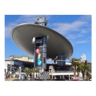 Fashion Show Mall Las Vegas Picture Postcards