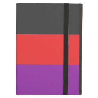 Fashion Stripe iPad Case
