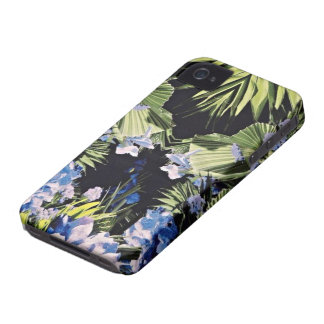 Fashion Style Floral iPhone 4 Case