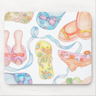 Fashion style mouse pad