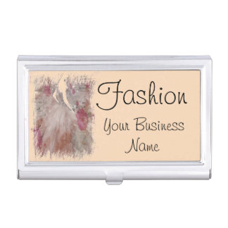 Fashion to be personalized case for business cards
