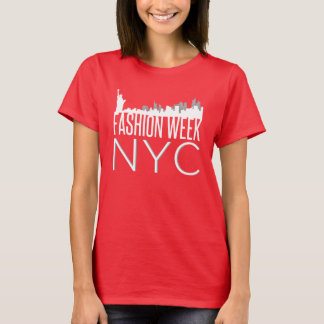 Fashion Week NYC T-Shirt