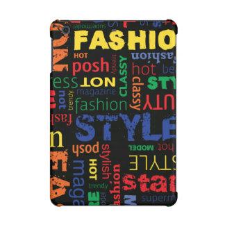 Fashion Word Art Ipad Retina Mini Case iPad Mini Retina Case