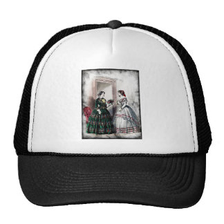 FASHIONABLE LADIES VINTAGE 64 TRUCKER HAT