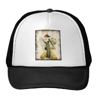 FASHIONABLE LADIES VINTAGE 71 TRUCKER HAT