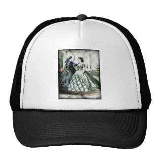 FASHIONABLE LADIES VINTAGE 76 TRUCKER HAT