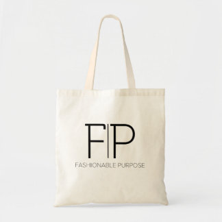 Fashionable Purpose Tote Bag