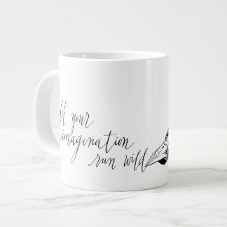 FASHIONABLY LITERARY  Your Imagination Mug