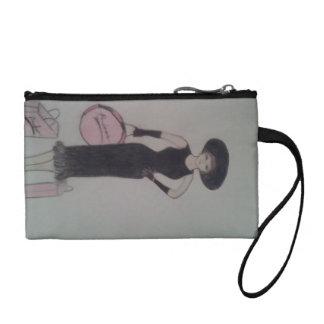 fashionista coin purse