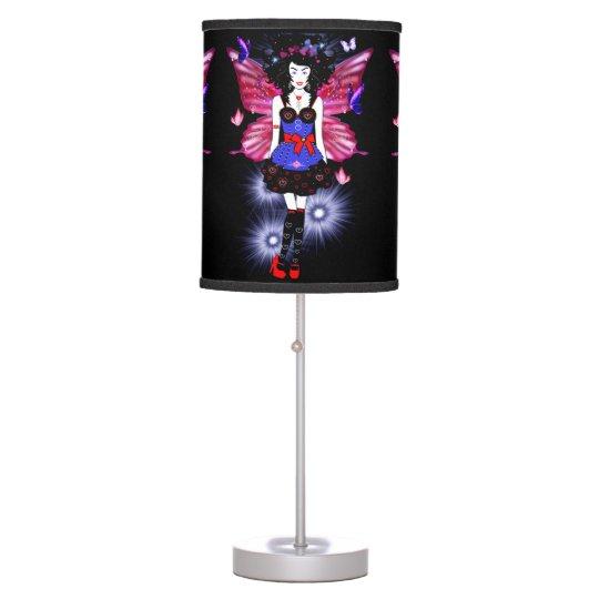 Fashionista Fairy Table Lamp