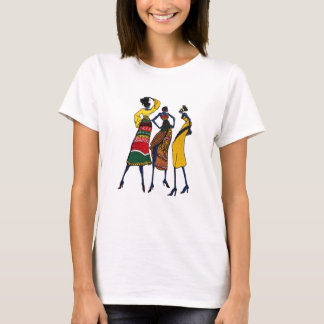 Fashionista Kwanzaa T-Shirt