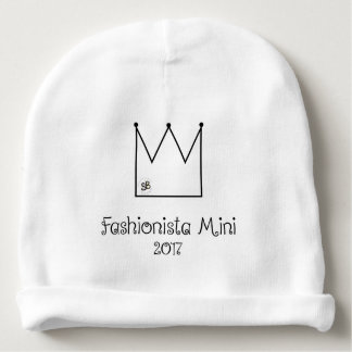 Fashionista Mini 2017 Baby Beanie