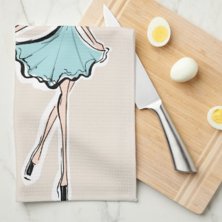 Fashionista Tea Towels