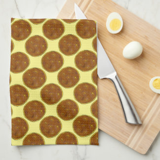 Fasnacht Day Easter Lent Donut Fasnachts Towel