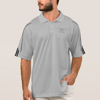 Fast and...elegant polo shirt
