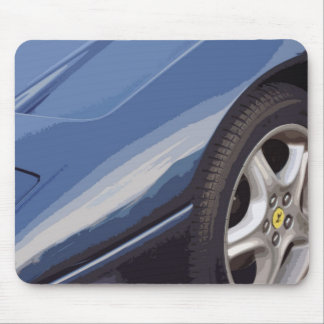 FAST CAR 11 (mouse-pad) Mouse Pad