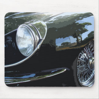 FAST CAR 12 (mouse-pad) Mouse Pad